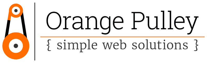 OrangePulley Logo With Tag 800x243