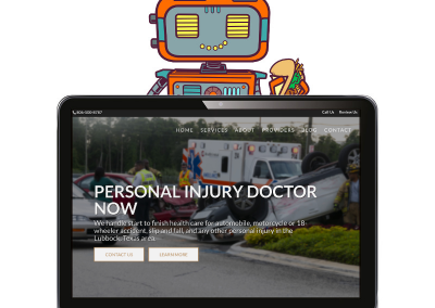 Personal Injury Doctor Now