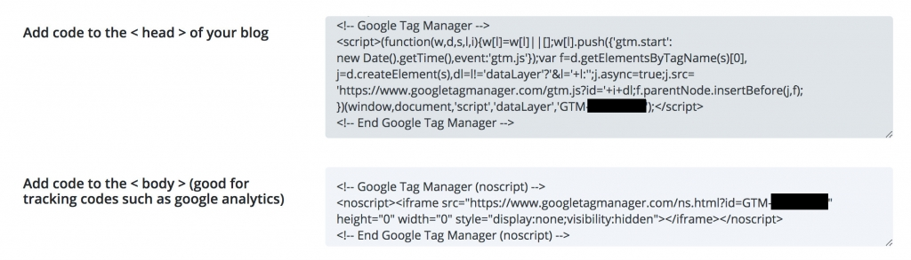 divi integration google tag manager